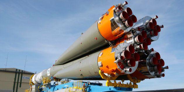 Pourquoi la France veut s'armer pour la guerre dans l'espace (photo d'illustration: une fusée