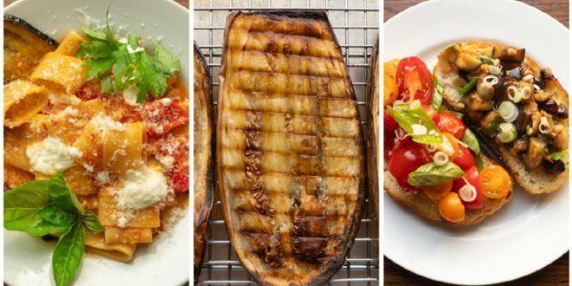 Si vous n'aimez pas les aubergines, les pasta alla Norma (une recette sicilienne de pâtes aux aubergines),...