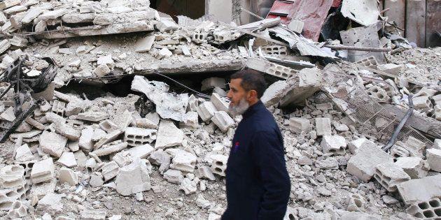Ghouta orientale: Poutine ordonne une trêve humanitaire quotidienne à partir de