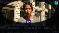 Pendant l'audition de Fillon, BFMTV se trompe d'adresse pour son