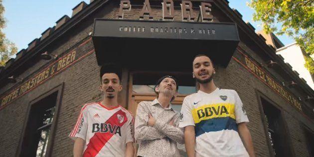 Bigflo et Oli emmènent leur père pour un voyage émouvant en Argentine dans leur nouveau