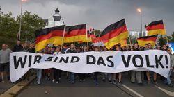 Un restaurant juif de Chemnitz attaqué en marge d'une manif