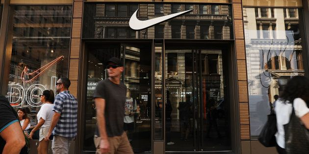 Un magasin Nike à Manhattan, le 5 septembre