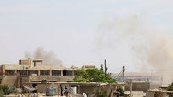 Idlib ciblée par les frappes russes et syriennes