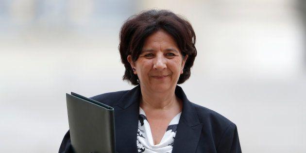 Frédérique Vidal,ministre de l'Enseignement supérieur. (photo