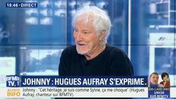 Hugues Aufray n'a