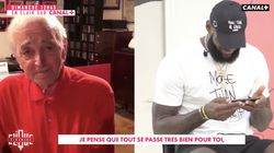 Quand Aznavour envoie un message à Lebron James... son plus grand