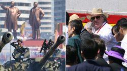 La Corée du Nord célèbre ses 70 ans sans missiles intercontinentaux mais avec Gérard