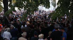 A Köthen, en Allemagne, un nouveau fait divers fait descendre l'extrême droite dans la
