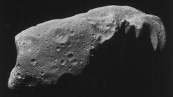 Depuis l'époque des dinosaures, les impacts d'astéroïdes ont en fait