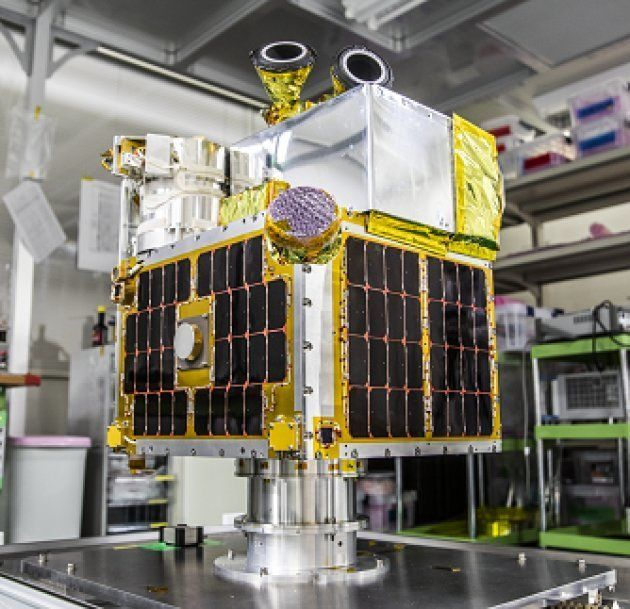 Le satellite d'ALE envoyé en orbite pour provoquer une pluie de météorites
