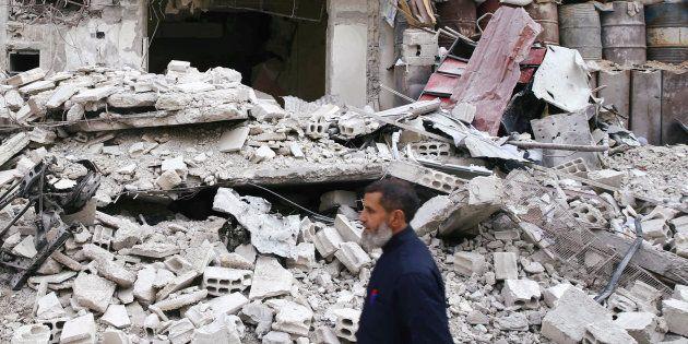 Ce qui se passe en Ghouta orientale est bel et bien un crime de