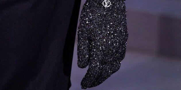 Le gant scintillant de Michael Jackson, dans sa version Louis