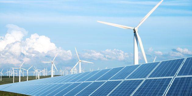 Les énergies renouvelables pourraient fournir aux États-Unis 80% de leurs besoins en