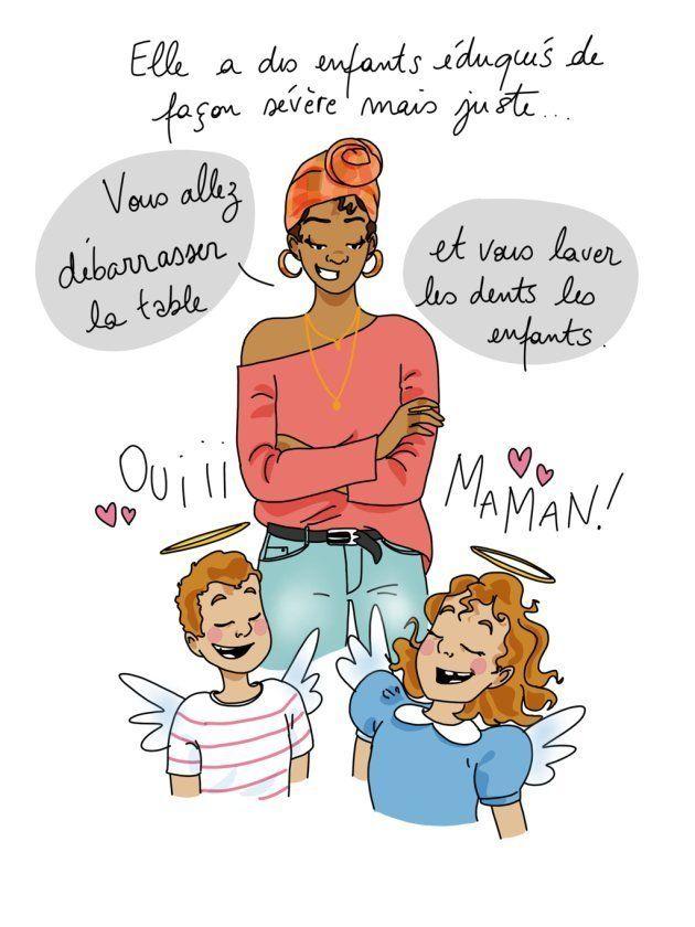 Clichés femme française
