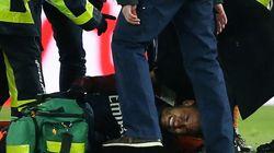 Neymar absent
