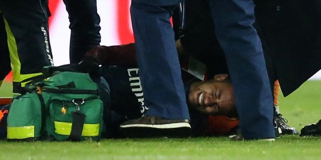 Neymar sera