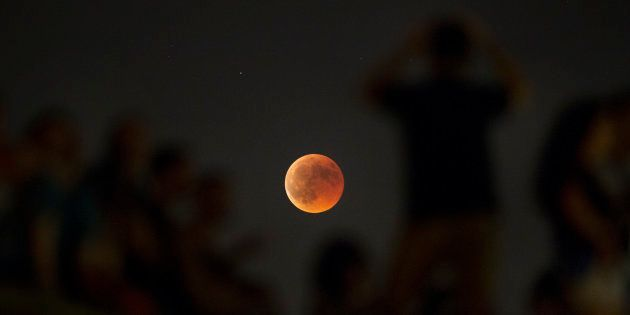 Tôt lundi matin, la Terre va s'immiscer entre le Soleil et la Lune. Cette éclipse lunaire sera la dernière...