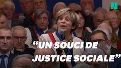 Brigitte Barèges huée à Souillac après avoir critiqué l'aide médicale