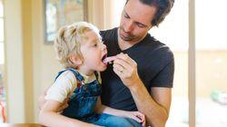 Des lots d'antibiotiques en poudre pour enfants et nourrissons