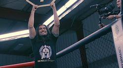 Ce combattant MMA veut rétablir l'égalité hommes/femmes en défilant entre les