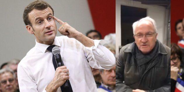 Présent à Souillac, le maire France insoumise René Revol voit dans le grand débat