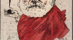 Pourquoi Victor Hugo n'a jamais refusé la moindre caricature de