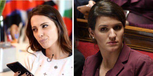 À force d'interpeller Marlène Schiappa, Nikita Bellucci, ex-actrice porno victime de harcèlement, reçoit...
