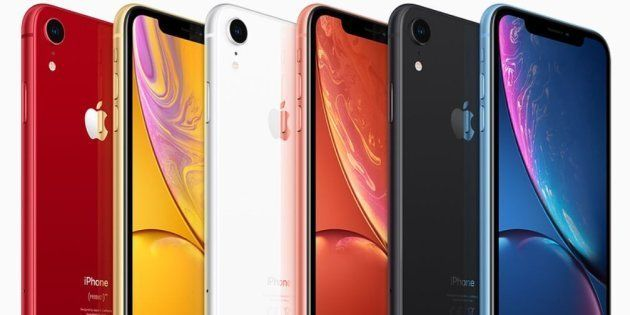 iPhone Xr: Ces trois smartphones chinois vont faire mal à la version low cost de l'iPhone