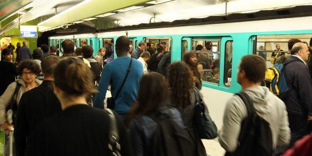 À Paris, un agresseur sexuel en série dans le métro arrêté (Photo