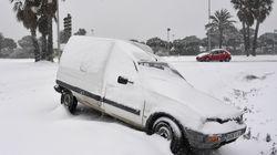 La neige arrive à Paris après avoir plongé les routes du Sud dans le