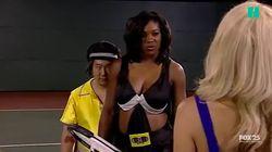 Les internautes ressortent ce sketch où Serena Williams se moque du physique d'Amelie