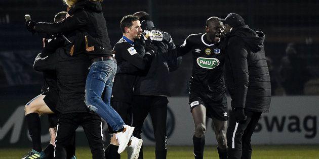Chambly va en demi-finales de la Coupe de France mais perd son
