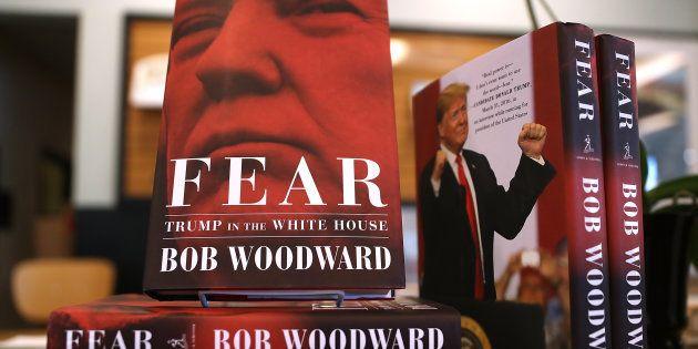 Le livre de Bob Woodward sur Donald