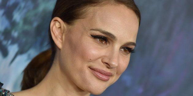 Natalie Portman en rock star aux cheveux courts sur le tournage