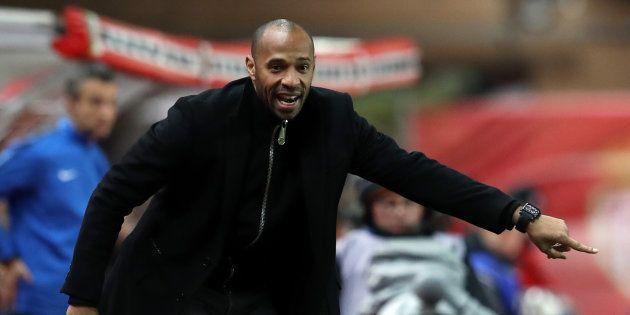 Monaco-Strasbourg: Thierry Henry insulte Kenny Lala en plein match (Photo d'illustration prise le 9 janvier