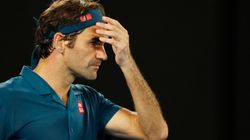 Federer battu par un jeune Grec dès les 8es à l'Open