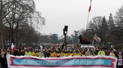 Des milliers de manifestants anti-avortement défilent à