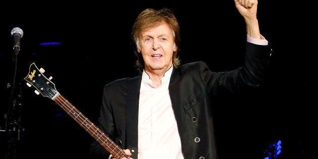 Avec cette anecdote sur la masturbation, McCartney donne un nouveau sens