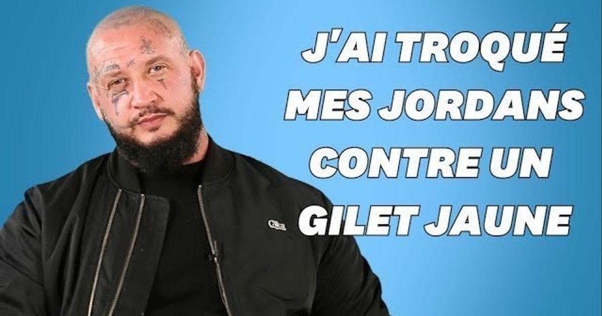 Gilets Les De Inspirées GuekoLe Seth Des Punchlines Jaunes vw0OmNn8
