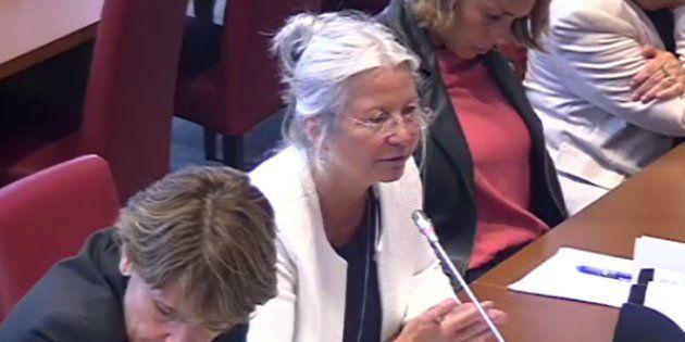 La députée de l'Oise Agnès Thill n'en est pas à sa première sortie