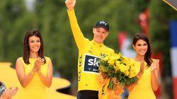 Bientôt la fin des hôtesses sur les podiums du Tour de France? A.S.O nous