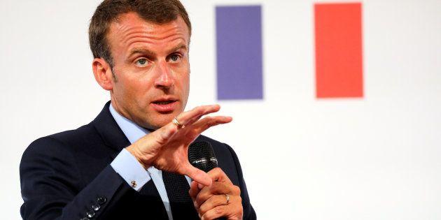 Emmanuel Macron présente ce jeudi son plan contre la pauvreté et son image de président des