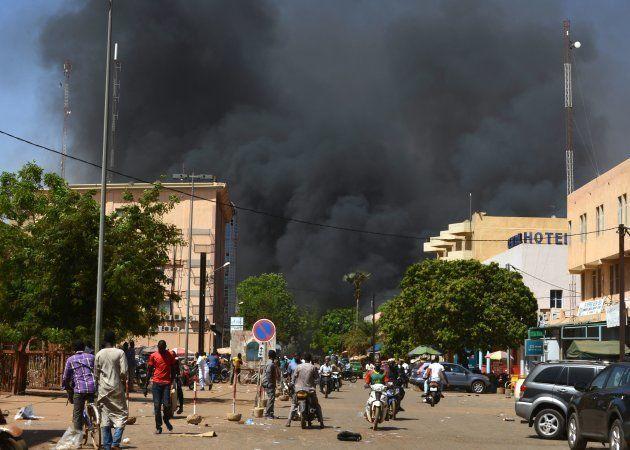 Ouagadougou: les attaques ont fait 8 morts et 12 blessés