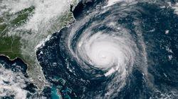 L'ouragan Florence rétrogradé en catégorie