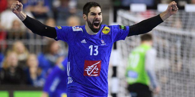 Les Français (ici Nikola Karabatic le 20 janvier) se sont qualifiés pour les demi-finales du Mondial...
