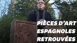 Cet Indiana Jones de l'art a retrouvé deux reliques espagnoles d'une valeur