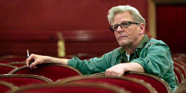 Jan Fabre, artiste plasiticien et chorégraphe belge, est accusé par vingt personnes avait qui il avait...