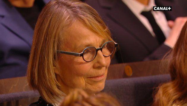 César 2018: Françoise Nyssen les yeux fermés, les internautes sont
