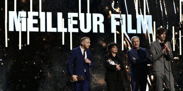 Aux César 2018, triomphe